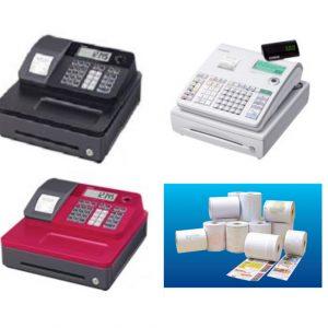 Cash Register & Consumables